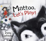 Cover art for MATTOO, LET'S PLAY!