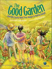 Book Cover for THE GOOD GARDEN