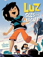 Book Cover for LUZ SEES THE LIGHT