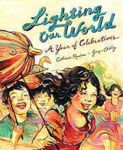 LIGHTING OUR WORLD by Catherine Rondina