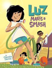LUZ MAKES A SPLASH by Claudia Dávila