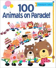 100 ANIMALS ON PARADE! by Masayuki Sebe