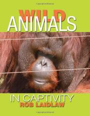 Cover art for WILD ANIMALS IN CAPTIVITY