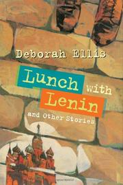 Cover art for LUNCH WITH LENIN