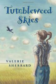 Cover art for TUMBLEWEED SKIES