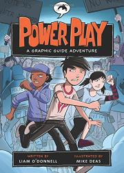 Book Cover for POWER PLAY