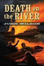 Cover art for DEATH ON THE RIVER