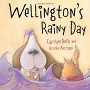 Cover art for WELLINGTON'S RAINY DAY
