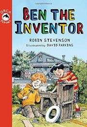Book Cover for BEN THE INVENTOR