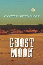 Cover art for GHOST MOON