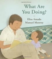 WHAT ARE YOU DOING? by Elisa Amado