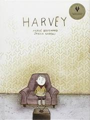 Cover art for HARVEY