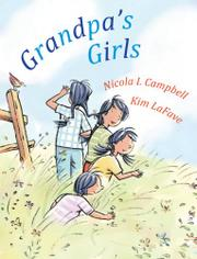 Book Cover for GRANDPA'S GIRLS