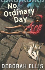Cover art for NO ORDINARY DAY