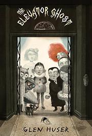 THE ELEVATOR GHOST by Glen Huser