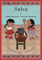 SALSA by Jorge Argueta