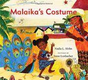 MALAIKA'S COSTUME by Nadia L. Hohn