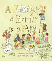 A FAMILY IS A FAMILY IS A FAMILY by Sara O'Leary