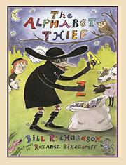 THE ALPHABET THIEF by Bill Richardson