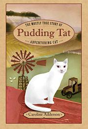 THE MOSTLY TRUE STORY OF PUDDING TAT, ADVENTURING CAT by Caroline Adderson