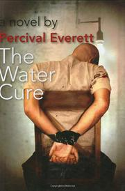Cover art for THE WATER CURE