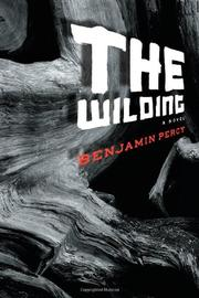 Cover art for THE WILDING