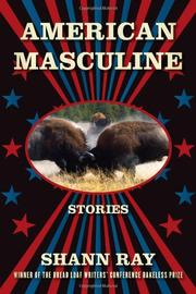 Cover art for AMERICAN MASCULINE