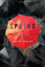 SPRING by David Szalay