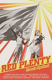 Cover art for RED PLENTY
