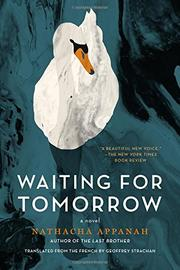 WAITING FOR TOMORROW by Nathacha Appanah