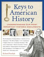 THE KEYS TO AMERICAN HISTORY by Richard Panchyk