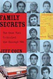 FAMILY SECRETS by Jeff Coen