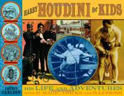 Cover art for HARRY HOUDINI FOR KIDS