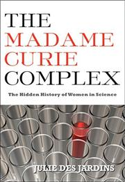 Book Cover for THE MADAME CURIE COMPLEX
