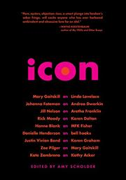 ICON by Amy Scholder