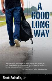 Cover art for A GOOD LONG WAY