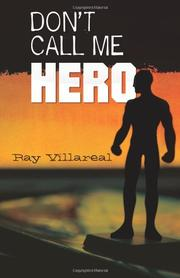 Cover art for DON'T CALL ME HERO
