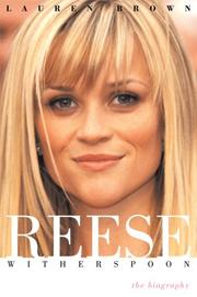 REESE WITHERSPOON by Lauren Brown