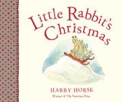 Cover art for LITTLE RABBIT'S CHRISTMAS