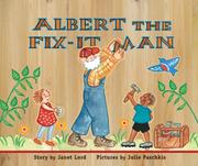 Book Cover for ALBERT THE FIX-IT MAN