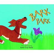 Book Cover for BARK PARK