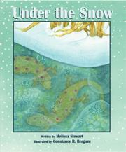 Cover art for UNDER THE SNOW