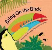 Book Cover for BRING ON THE BIRDS