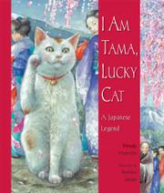 Book Cover for I AM TAMA, LUCKY CAT