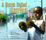 Cover art for A STORM CALLED KATRINA