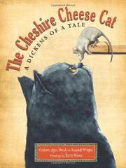 Cover art for THE CHESHIRE CHEESE CAT