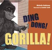 DING DONG! GORILLA! by Michelle Robinson