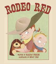 RODEO RED by Maripat Perkins