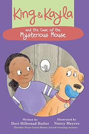 KING & KAYLA AND THE CASE OF THE MYSTERIOUS MOUSE by Dori Hillestad Butler