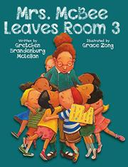 MRS. MCBEE LEAVES ROOM 3 by Gretchen Brandenburg McLellan